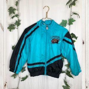 Vintage Vancover Grizzlies NBA Kid Jacket!
